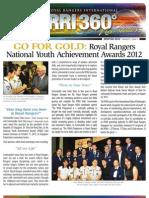 Royal Rangers International Newsletter (2013 Edition)