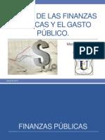 Teoría de las Finanzas Publicas y el Gasto