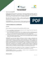 Manual de Contra Tac i on Condiciones General Es