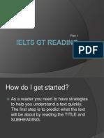 GT Improving Reading Skills