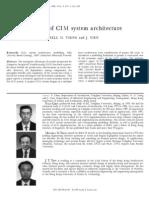 25-Economic View of Cim System Architecture