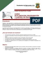 Curso Planificacion de Proyectos