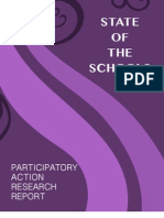 State of the Schools Participatory Action Research Report