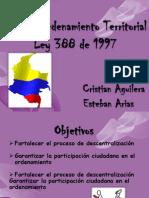 Pan de Ordenamiento Territorial Colombia