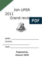Grand Revision Book upsr paper 2