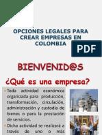Como Crear Empresas en Colombia 2