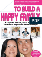 How to Build a Happy Family