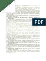 Derecho Internacional Guatemalteco