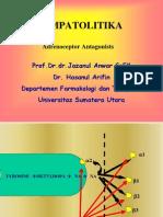 5. simpatolitika kuliah.KBK 2010