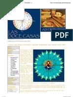 Casas Del Zodiaco