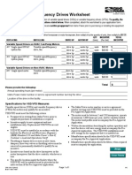 Idaho-Power-Co-Variable-Speed/Frequency-Drives-Worksheet-