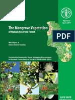 Deiva Oswin Stanley, 2011 - Mangrove Vegetation Diversity of Wunbaik Reserved Forest, Myanmar