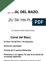 Canal Del Bazo