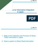 Initiatives Information Integration