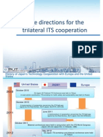 Future Directions for the Trilateral Its Cooperation