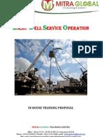 basic well service operation