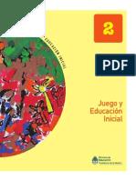2-Juego Y Educación Inicial (Tapas)