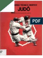 Caderno Tecnico Didatico de Judô