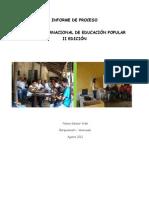 Informe de Proceso Yelena - Ep 2