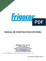 Manual de Construccion Con Panel