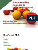 Actividad Modulo 1 - Producción de REA