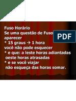 4-  fuso horrio