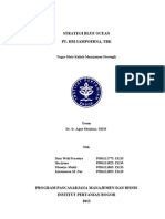 Blue ocean strategy HM  SAMPOERNA.doc