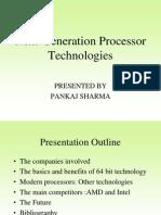 Next-Generation Processor Technologies