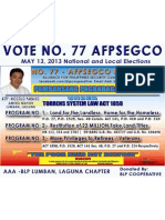 ATTY. NICCOLO PARAISO, Aming Mayor sa Lumban, Laguna