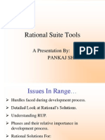 Rational Suite Tools