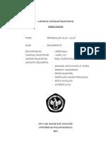Laporan Lengkap Praktikum i Kimia i Kel. b7