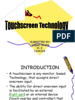 Touchscreen 3