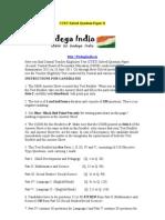 CTETSolvedQuestionPaper II.doc