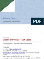 Business Plan TARC