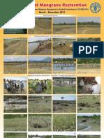 """Deiva Oswin Stanley 2011. Ecological Mangrove Restoration (EMR)  (N 19' 16"""" 08.7""""    E 93' 55"""" 09.4"""" ), in Myanmar"""