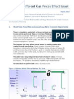 How Would Different Gas Prices Effect Israel.pdf