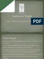 Surbacon Maple Brochure May 2012