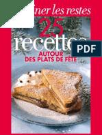 25 Recettes Noel