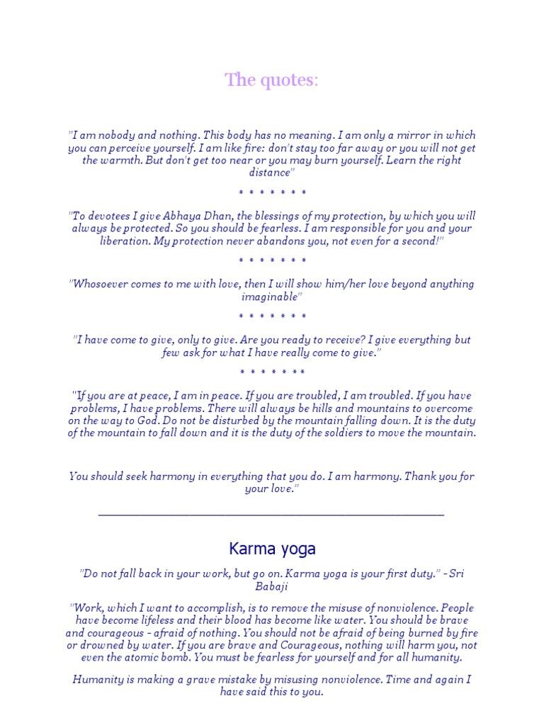 The Quotes Yoga Hindu Prayer And Meditation
