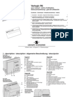 Manual Varlogic r6