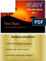 Njoy Travel Agency