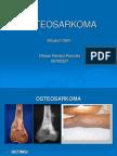 Osteosarkoma