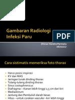 Radiologi Infeksi Paru