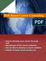 Web Based Career Counseling