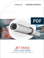 Jet Fan Catalogue