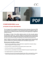 The most significant reform in Irish company law