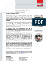 BESSEY Neuer Katalog 2013/2014