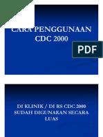 Materi CDC