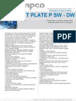 T PLATE P SW - DW