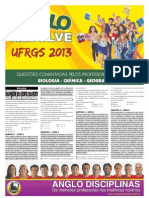 2013 Anglo Resolve Ufrgs Bioquigeo